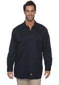 Dickies 574 Men's 2 Pocket Long-Sleeve Work Shirt