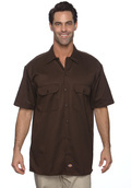 Dickies 1574 Men's  2-Pocket Short Sleeve Work Shirt