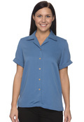 Devon & Jones D670W Women's Isla Camp Shirt