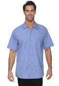 Dickies LS535 Men's 4.25 oz. Industrial Short-Sleeve Work Shirt