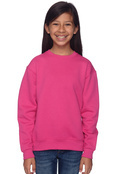 Jerzees 562B Youth 50/50 Nublend 8oz Crew Sweatshirt