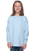 Gildan G240B Youth Ultra Cotton Long Sleeve T-Shirt