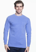 Comfort Colors C4410 Long-Sleeve Pocket T-Shirt