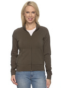 Bella+Canvas 807 Women's Stretch Jersey Cadet Jacket
