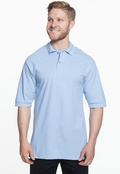 Jerzees 440 Men's Cotton Short Sleeve Pique Polo