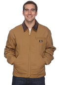 Dickies 758 Adult Duck Blanket Lined Jacket