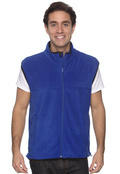Chestnut Hill CH905 Adult Microfleece Full Zip Vest