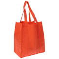 Big Accessories EC8075 Non-Woven Grocery Tote