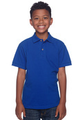 Jerzees 440Y Youth  Polo Short Sleeve