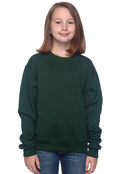 Jerzees 562B Youth 50/50 Cotton/Poly Nublend Crew Sweatshirt
