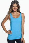 Anvil 882L Ladies' Ringspun Tank