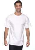 Jerzees 188 Adult 6.1oz High Cotton T-Shirt