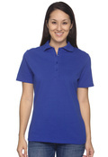Hanes 035 Stedman Women's Comfortsoft Cotton Pique Polo