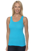 Bella+Canvas 4000 Women's Cotton 2x1 Rib Tank Top