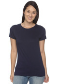 Bella+Canvas 6000 Women's Cotton Short Sleeve Crew Neck Jersey T-Shirt