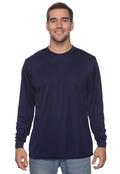 Augusta Sportswear 788 Men's Long-Sleeve 100% Polyester Moisture Wicking T-Shirt