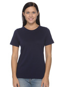 LAT 3580 Women's Sportwear Cotton Scoop Neck T-Shirt