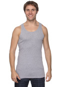 Canvas 3400C Men's Rib Tank Top