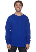 Jerzees 363L Adult 100% Heavyweight Cotton Long-Sleeve T-Shirt