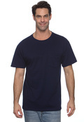 Fruit of the Loom 5930P Adult  50/50 Best Pocket T-Shirt
