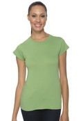 Gildan G640L Women's 4.5 oz. SoftStyle Junior Fit T-Shirt