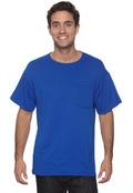 Fruit of the Loom 5930P Adult  50/50 Best Pocket T-Shirt
