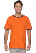 Champion T1396 Tagless Ringer T-Shirt-Adult