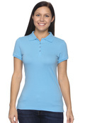 Bella+Canvas B750 Women's Mini Pique Polo