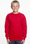 Hanes P360 Youth 7.8 oz. 50/50 Comfortblend Crew Sweatshirt