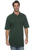 Harriton M200 Men's Short-Sleeve Pique Polo