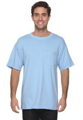Hanes 5190P Adult Beefy-T With Pocket