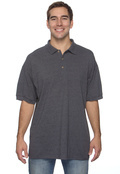 Gildan G380 Adult Ultra 6.5 Ringspun Cotton Pique Polo