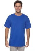 Gildan G830 DryBlend 50/50 Pocket Adult T-Shirt