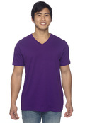 Canvas 3005 Adult 4.2 oz. Adult Jersey V-Neck T-Shirt