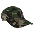 Yupoong 6977CA Flexfit Camouflage Cap