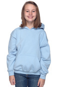 Gildan G185B Youth 8 oz. 50/50 Pullover Hooded Sweatshirt