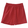 Rabbit Skins 8306 Toddler Cotton Shorts - No Pockets