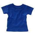 Rabbit Skins 3401 Infant Short Sleeve T-Shirt
