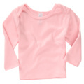 Bella+Canvas 105 Infant 5.8 oz. Baby Rib Long-Sleeve T-Shirt