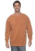 Comfort Colors 1566 Adult Garment-Dyed Fleece Crew