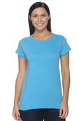 Hanes 5680 Women's 5.2 oz ComfortSoft Cotton T-Shirt