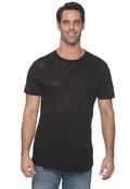 Bella+Canvas 3601 Men's 3.1 oz. Burnout Short-Sleeve T-Shirt