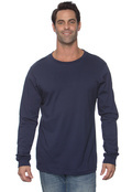 Canvas 3501 Men's 4.2 oz  Long-Sleeve T-Shirt