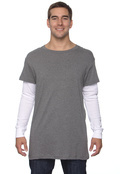 Canvas 3510 Men's  Long-Sleeve 2-in-1 T-Shirt