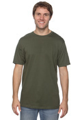 Anvil 490 Men's Organic Ringspun Cotton T-shirt