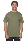 Anvil 490 Men's Organic Ringspun Cotton T-shirt