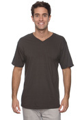 Anvil 982 Men's Soft Spun Fashion Fit V-Neck T-Shirt