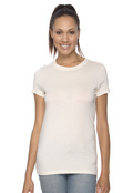 Bella+Canvas B6020 Women's Organic  Cotton Jersey T-Shirt