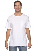 Hanes 5177 Adult 5.2 oz. 50/50 ComfortBlend EcoSmart Pocket T-Shirt