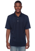Ashworth 3045 Men's Performance Texture Polo